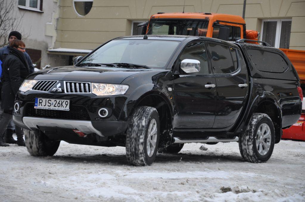 Nowy pojazd DPS w Foluszu