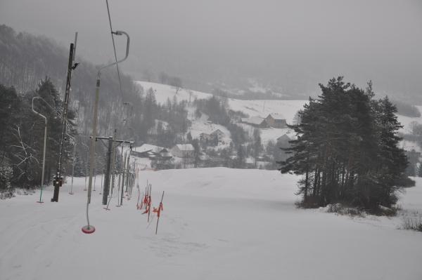 Stok narciarski MARESZKA