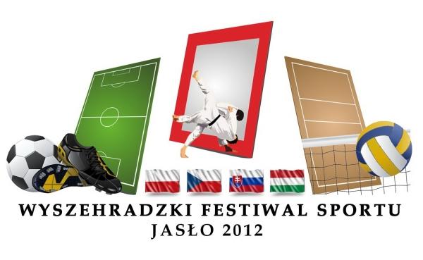Wyszehradzkie Dni Sportu 2012 w Jaśle