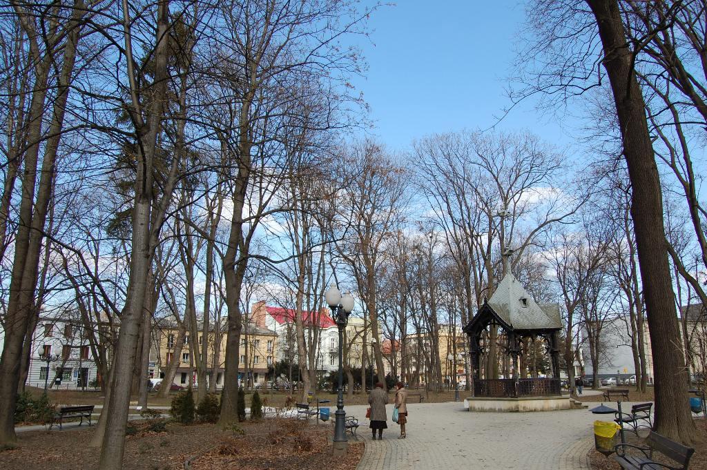 Park Miejski w Jaśle