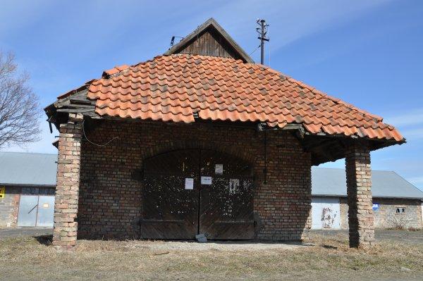 Budynek starej kuźni