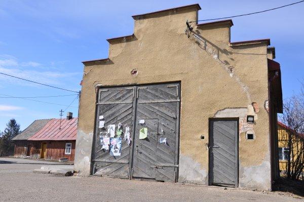 Budynek starej remizy