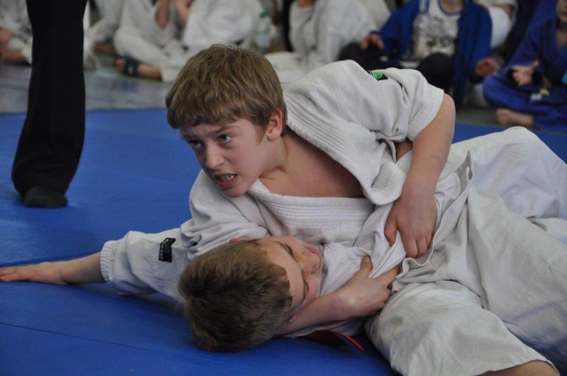 II Otwarte Mistrzostwa Miasta Jasła w Judo