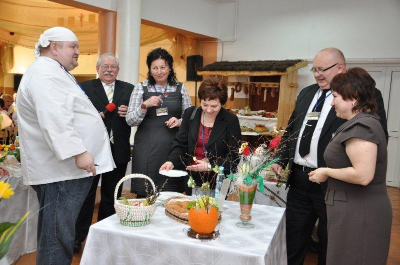 Konkurs kulinarny w Osieku Jasielskim