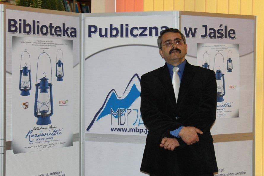 Prelekcja Wiesława Hapa