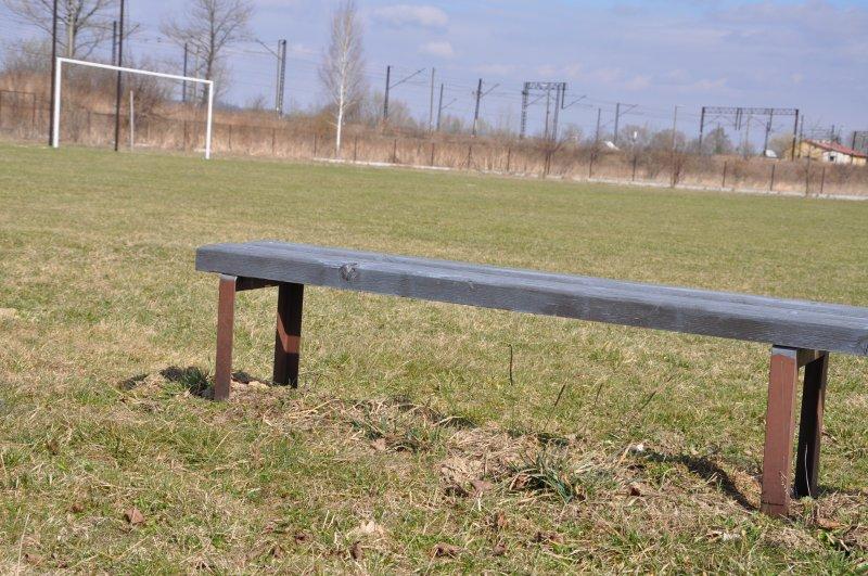 Boisko piłkarskie na osiedlu Hankówka
