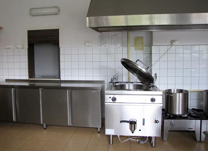 Wyremontowana kuchnia
