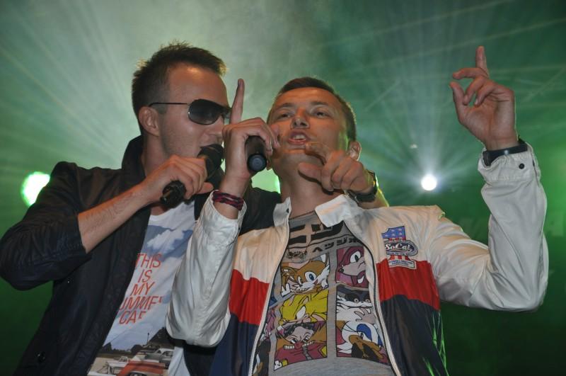 Koncert Libera i Mateusza Mijala podczas Dni Nowego Żmigrodu 2012