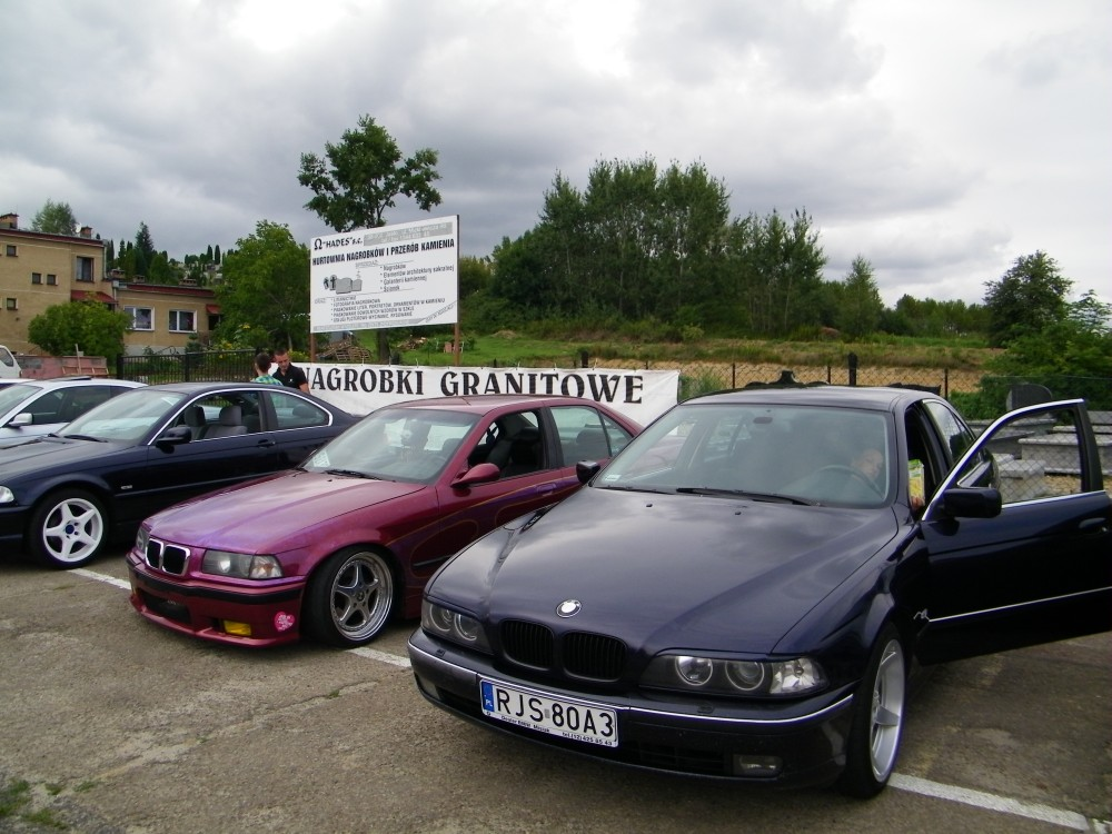 III Jasielski Zlot BMW