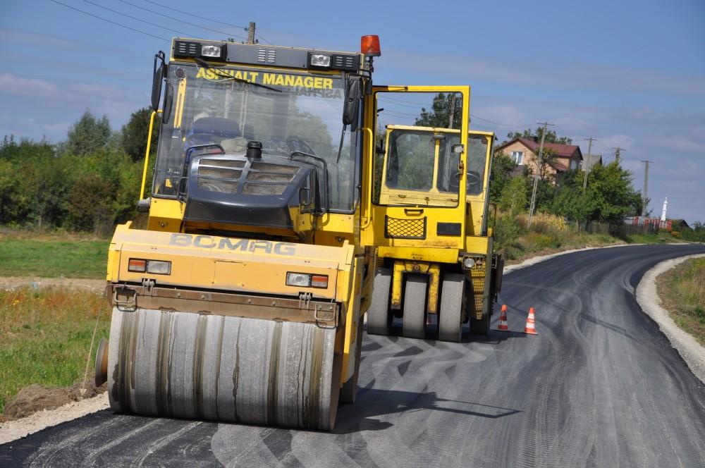 Modernizacja drogi