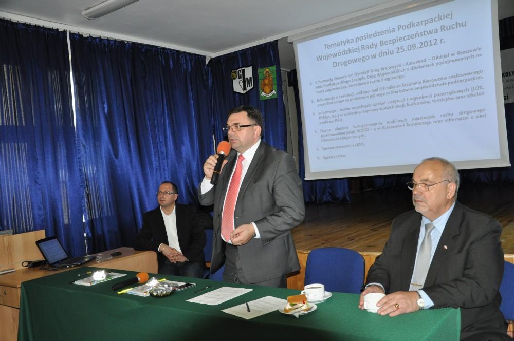 Posiedzenie PWR BRD w Jaśle