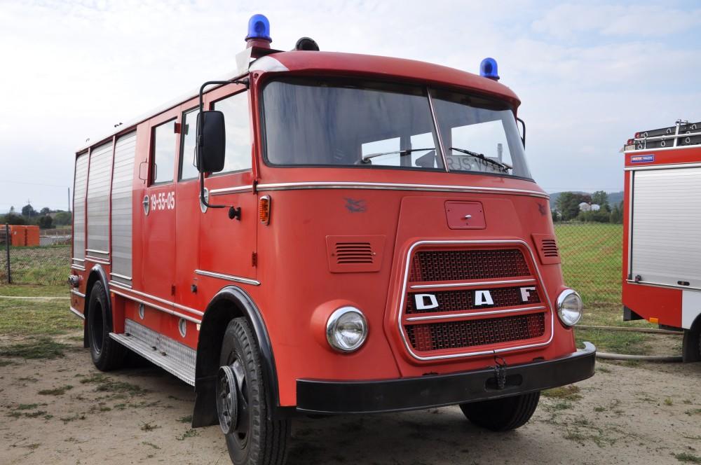 Samochód OSP Jasło-Żółków