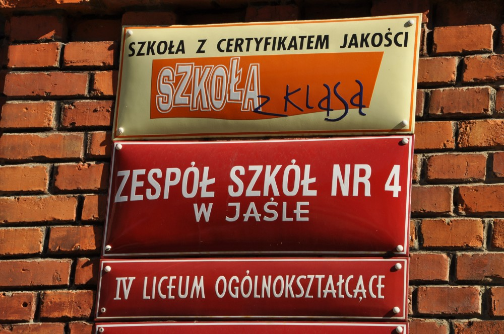Zespół Szkół nr 4 w Jaśle