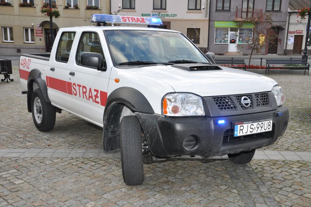 Nowy SLRR OSP KSRG Kołaczyce