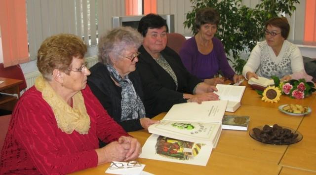 Klub Michalina w MBP Jasło