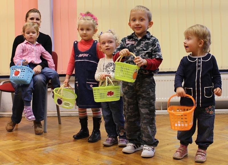 Klub Czytających Rodzin w MBP Jasło