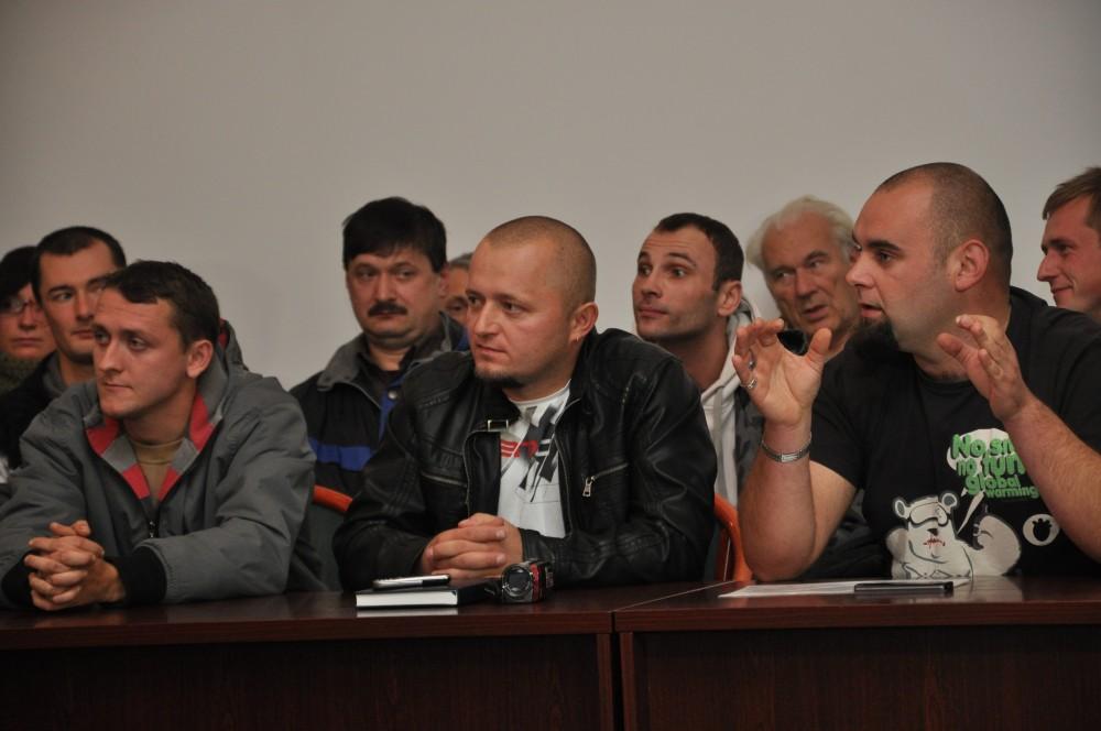 Spotkanie w sprawie Straży Miejskiej