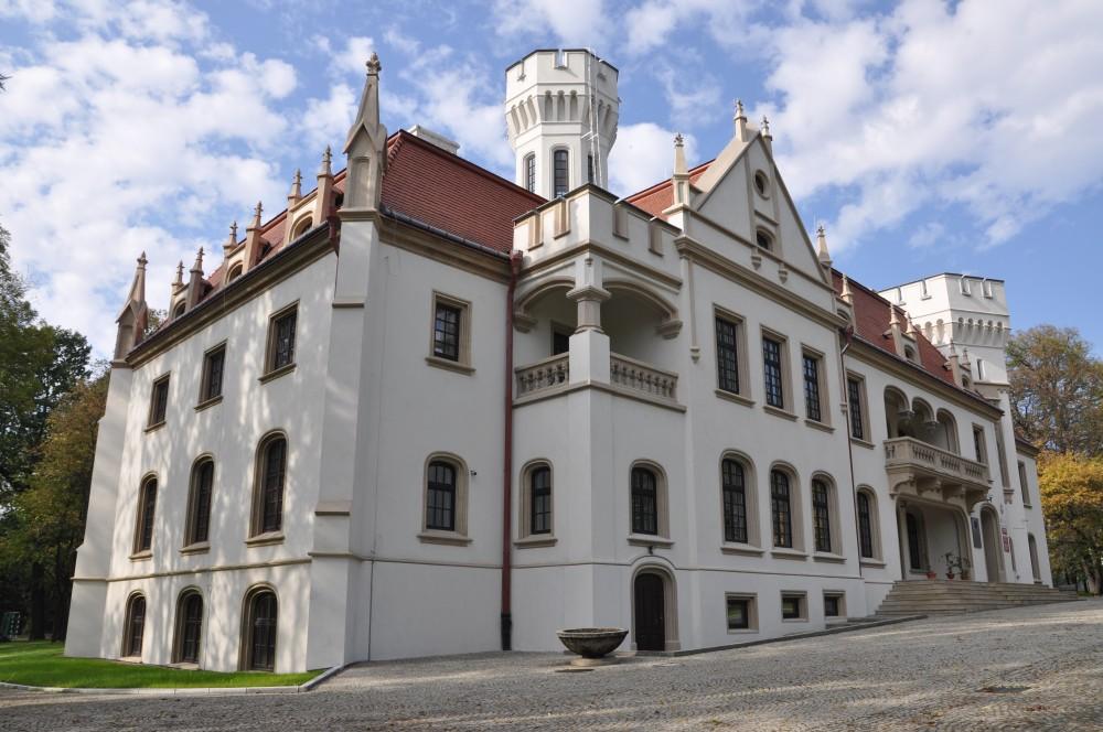 Rewitalizacja zespołu pałacowo-parkowego w Gorajowicach