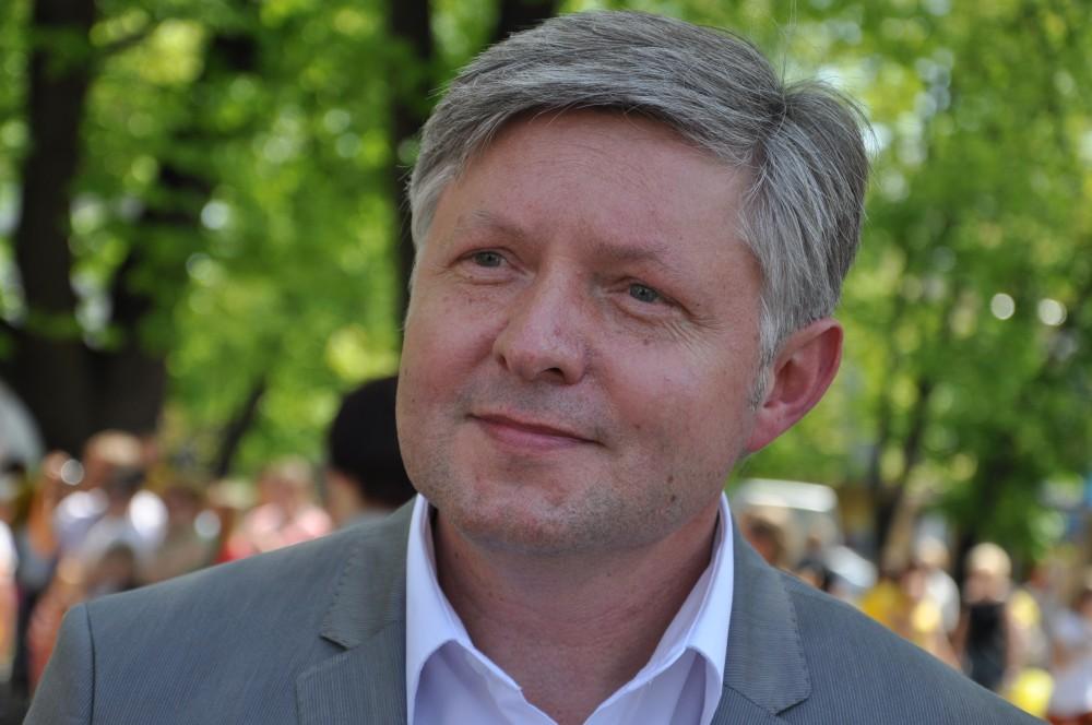 Andrzej Czernecki, burmistrz Jasła