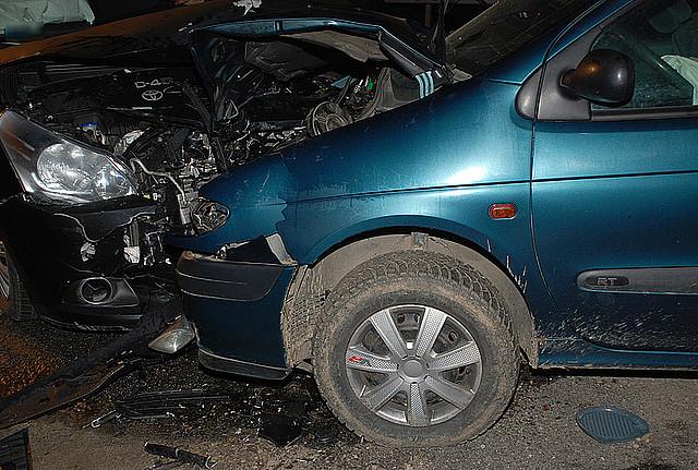 Wypadek w Siedliskach Sławęcińskich