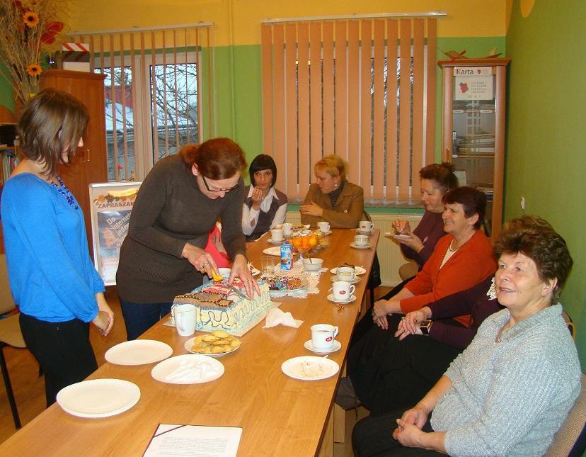 Szkolenie dla bibliotekarzy z gminy Jasło