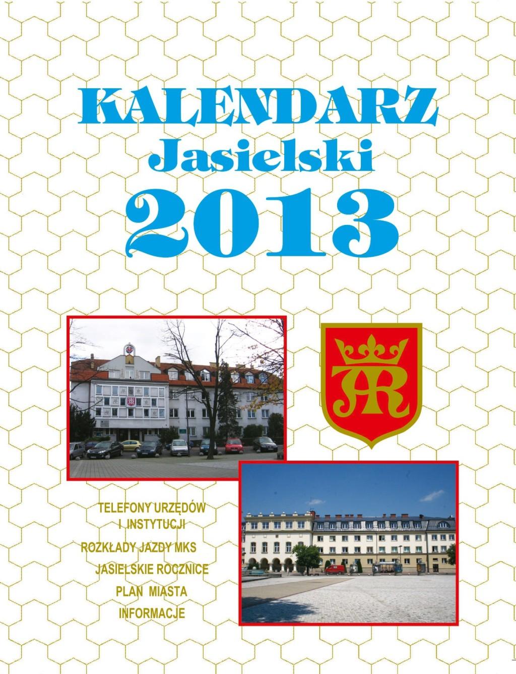 Okładka nowego kalendarza