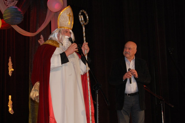 Mikołaj z Caritas