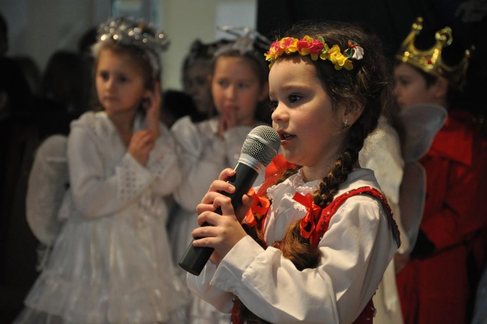 I Gminny Przegląd Konkursowy Kolęd, Pastorałek i Obrzędów Bożonarodzeniowych w Cieklinie