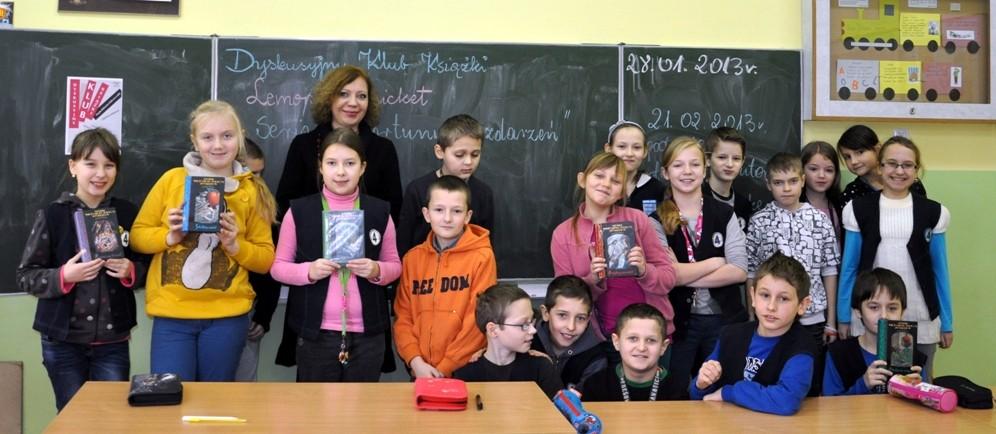 Młodzieżowy Dyskusyjny Klub Książki