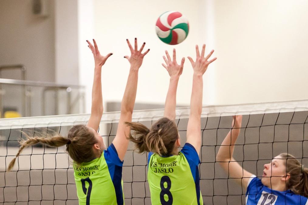 UKS MOSiR Jasło - siatkówka juniorek