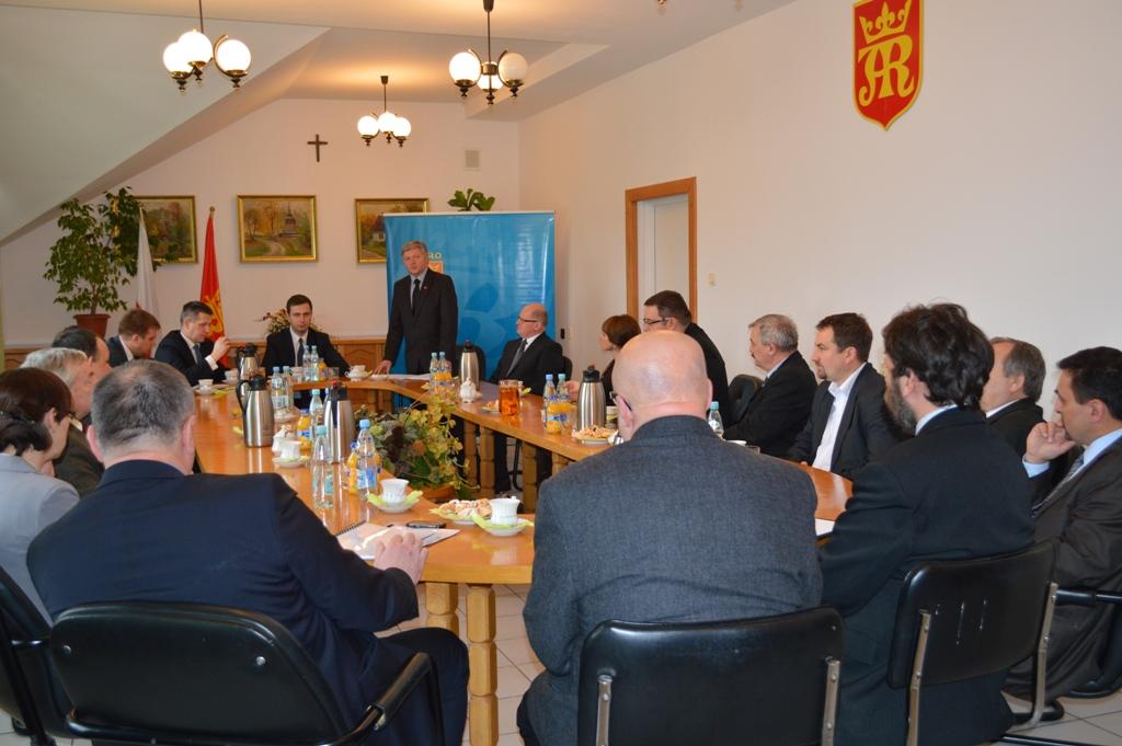 Spotkanie z ministrem pracy