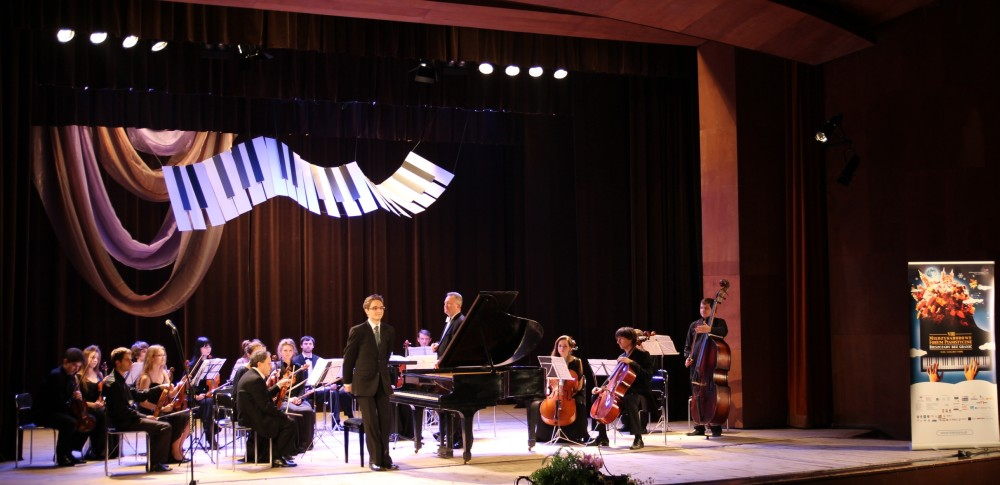 Wieczór z muzyką Mozarta w JDK