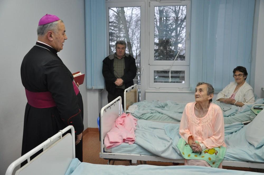 XXI Światowy Dzień Chorego w szpitalu