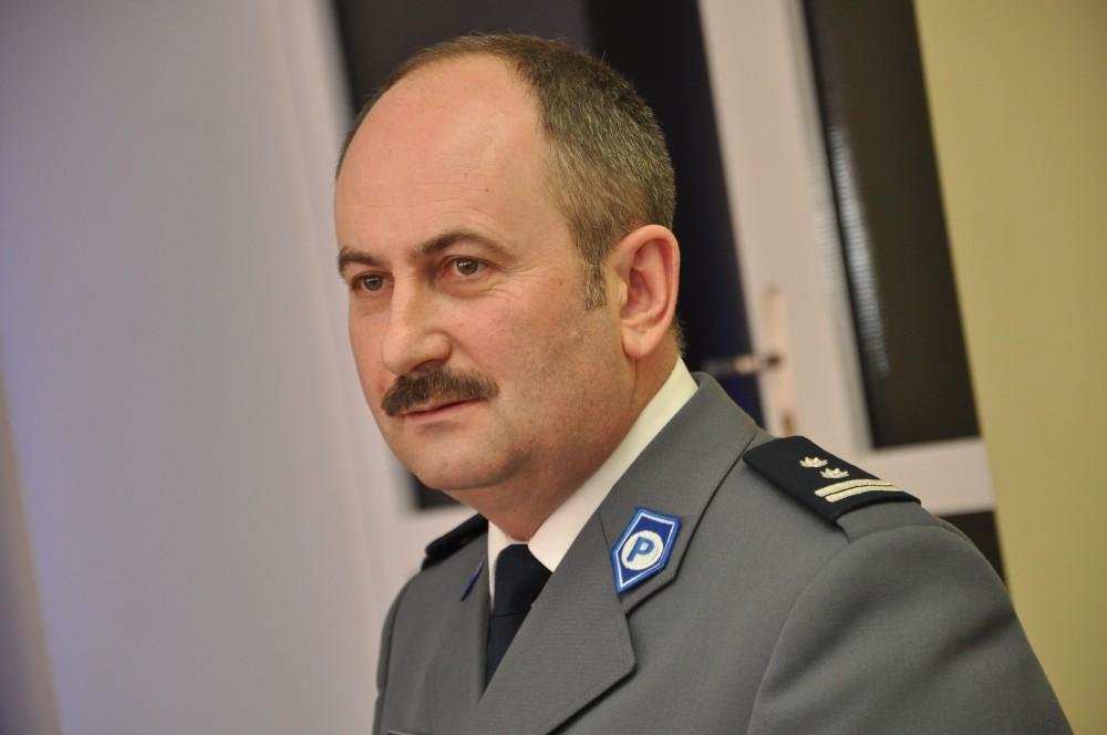 mł. insp. Andrzej Wędrychowicz