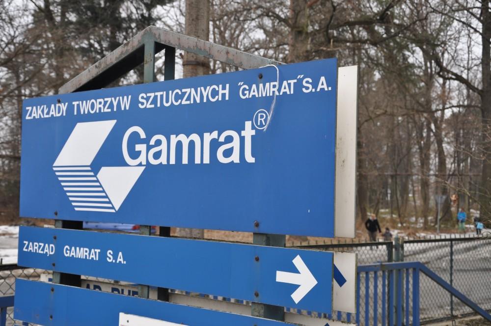 W którym kierunku pójdzie Gamrat?