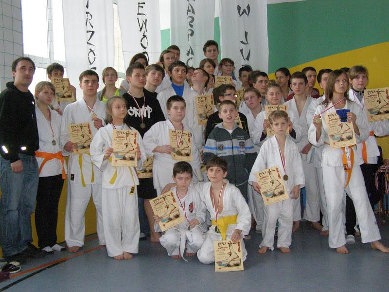 Judocy UKS ASW-Judo Jasło
