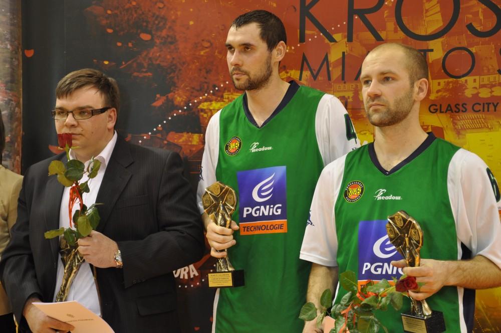 Plebiscyt na najlepszych sportowców i trenerów Podkarpackiego Trójmiasta 2012
