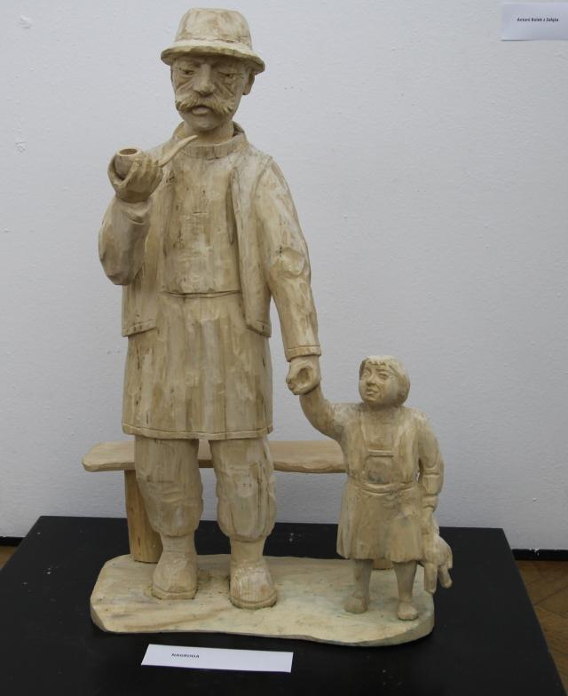 Praca Antoniego Bolka z Załęż