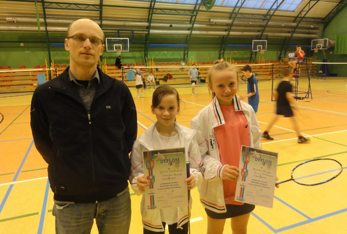 Krajowy Turniej Badmintona w Ropczycach