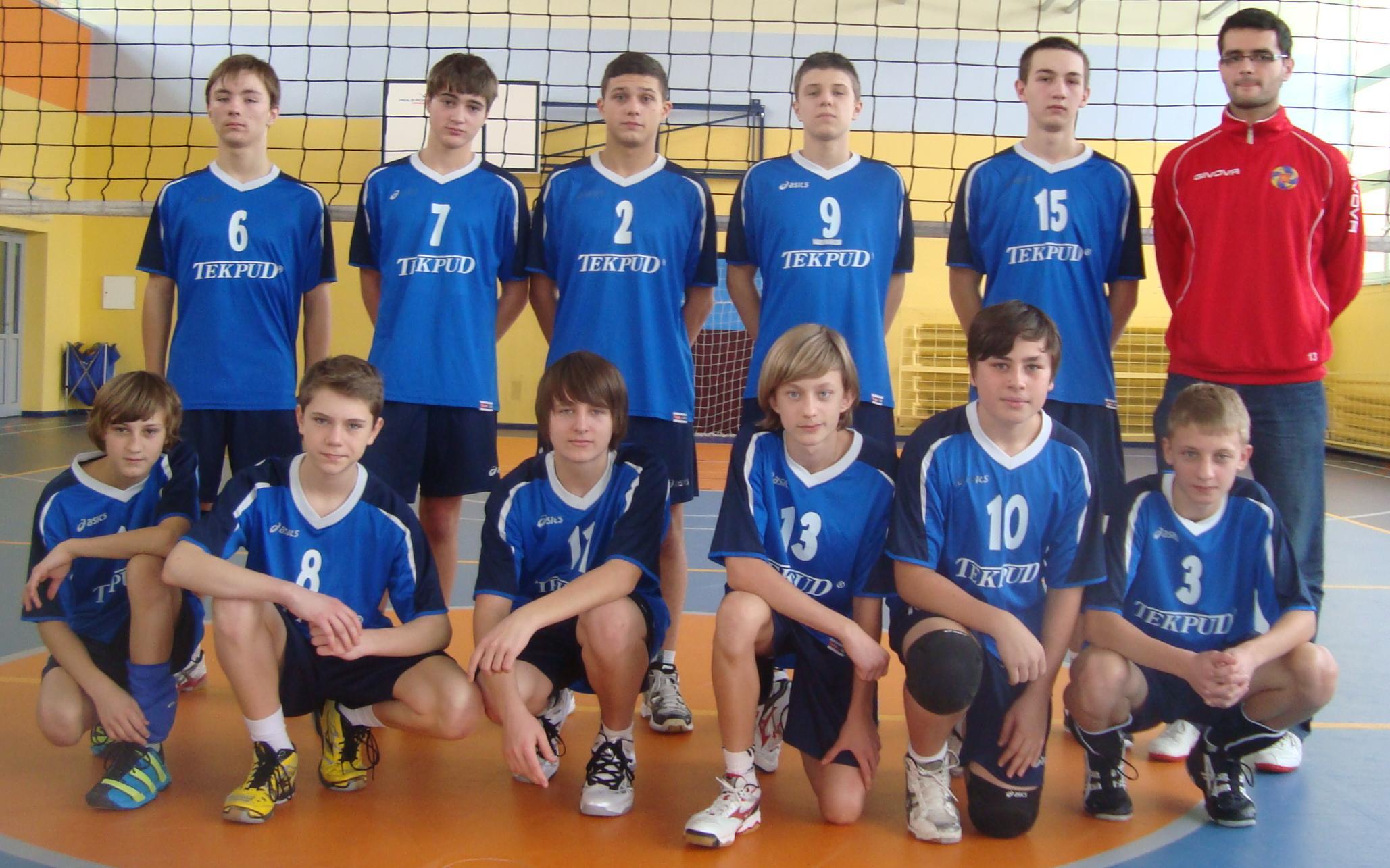 Młodzicy MKS MOSiR Jasło