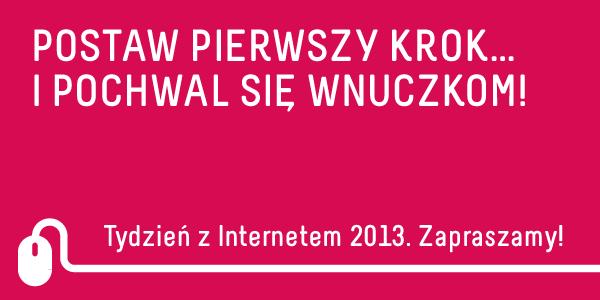 Tydzień z Internetem w MBP Jasło