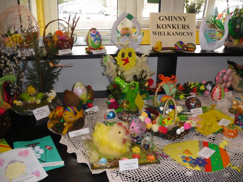 II Gminny Konkurs Wielkanocny
