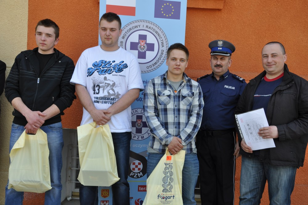 Finał powiatowy XVII OMTM w Nowym Żmigrodzie