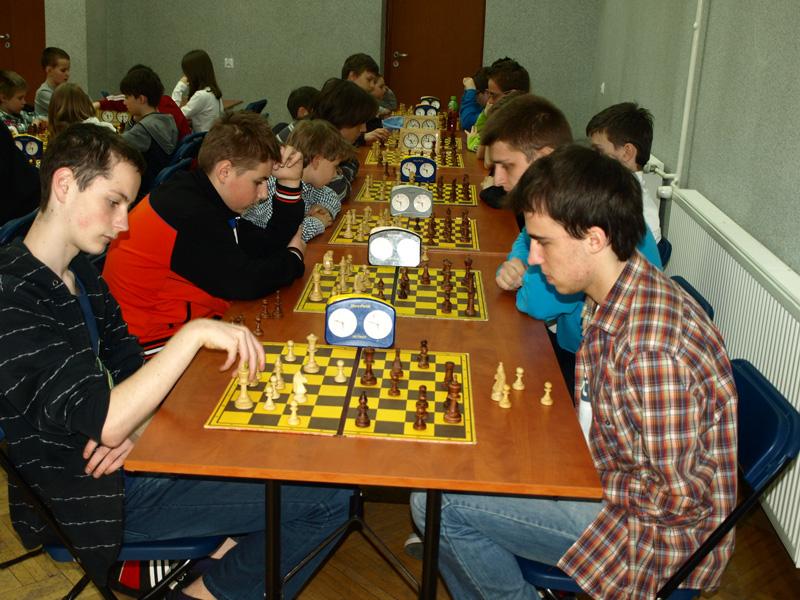XXVII Turniej szachowy o Puchar MDK w Jaśle