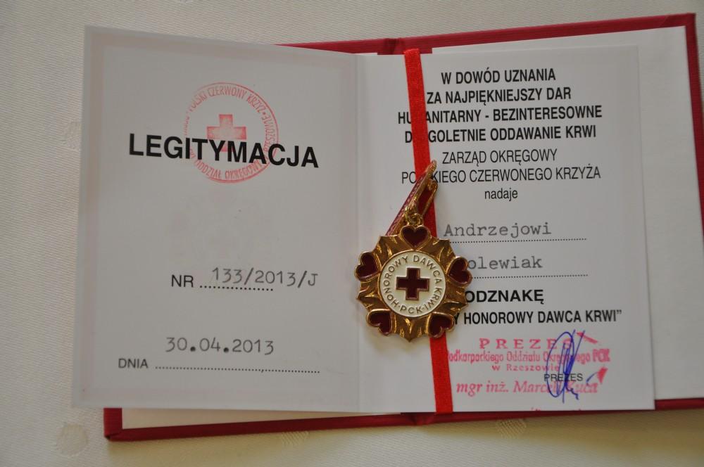 Światowy Dzień Czerwonego Krzyża w Jaśle