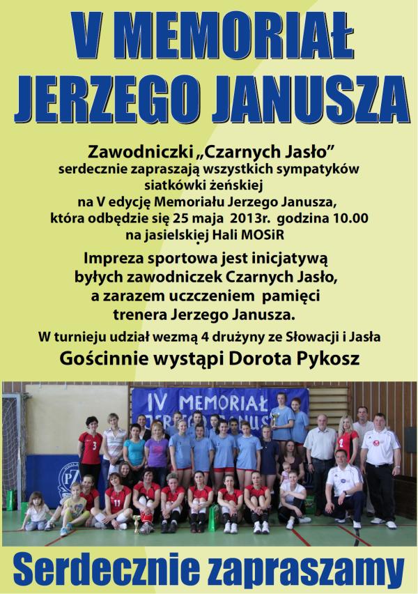 Memoriał im. Jerzego Janusza