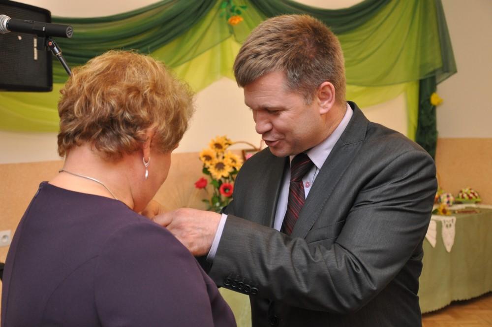 Odznaczenie dla Stanisławy Ablewicz
