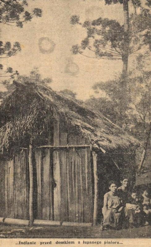 Indianie znad Araguaia