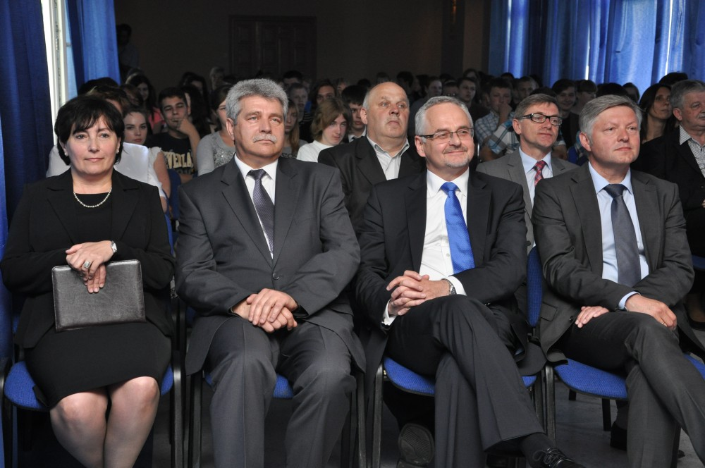 Wiceminister Sprawiedliwości w Jaśle