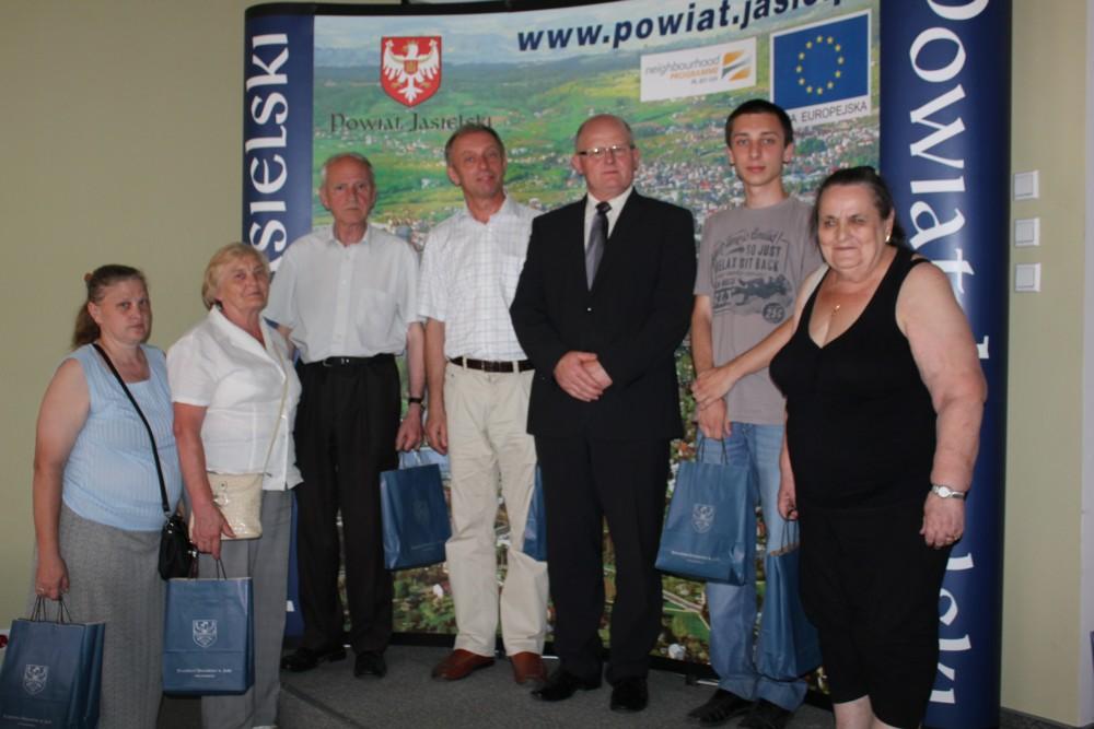 Spotkanie z przedstawicielami PTOdGW ze Lwowa
